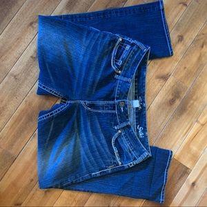 Silver Jean Crops
